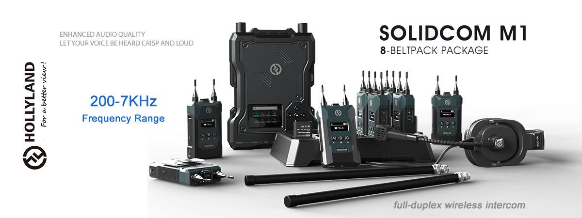 Hollyland Solidcom M1