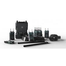 Hollyland Solidcom M1 Full-duplex Wireless Intercom HL-Solidcom M1-8B
