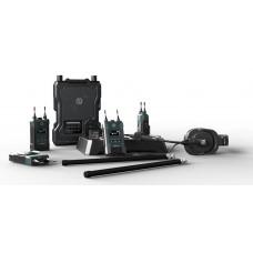 Hollyland Solidcom M1-4B Full-duplex Wireless Intercom 4 Belt Packs