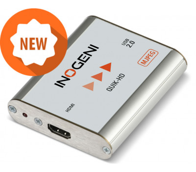 Inogeni QUIK-HD HDMI to USB 2.0