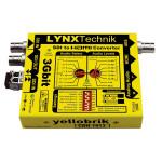 LYNX Technik CDH 1813 SDI to HDMI Converter