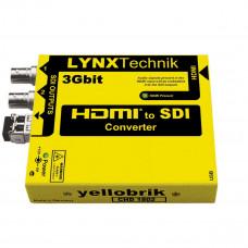 LYNX Technik CHD 1802 HDMI to SDI Converter