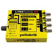 LYNX Technik PMV 1841 Quad Split Multiviewer 3G/HD/SD