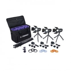 Litepanels Caliber 3-Light Kit 909-1001