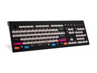 Logickeyboard Adobe Filmmaker Premiere Pro / After Effects PC ASTRA Backlit Keyboard