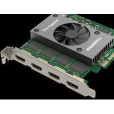 Magewell Pro Capture Quad HDMI HD Capture Card 11100