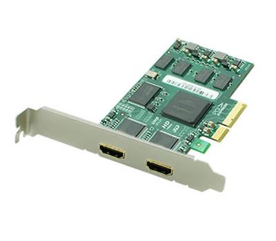 Magewell XI200DE-HDMI Dual 3D HDMI HD Video Capture Card