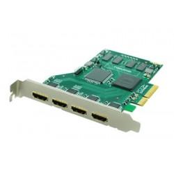 Magewell XI400DE-HDMI Quad HDMI/3D Video Capture Card