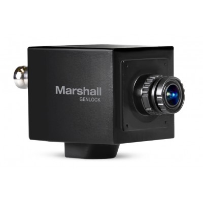 Marshall Electronics CV565-MGB Mini Broadcast POV Camera