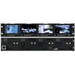 Marshall Electronics OR-434 Quad Rack Mount Monitor