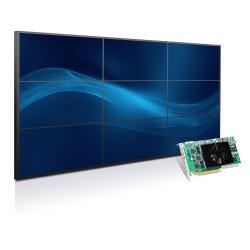 Matrox C900-E4GBF Nine Display Graphics Card PCIe x16