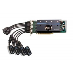Matrox M9188 PCIe x16 Multi-Display Octal Graphics Card M9188-E2048F