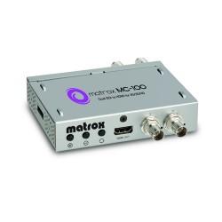 Matrox MC-100 SDI to HDMI Mini Converter