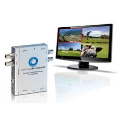 Matrox MicroQuad SDI to HDMI Multiviewer MQUAD