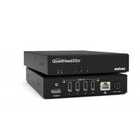 Matrox QuadHead2Go Q2G-H4K Multi-Monitor Video Wall Controller
