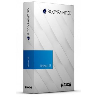 Maxon BodyPaint 3D R19