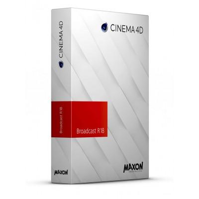 Maxon Cinema 4D Broadcast R19