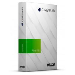 Maxon Cinema 4D Prime R19