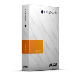 Maxon Cinema 4D Studio R19