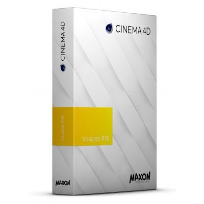 Maxon Cinema 4D Visualize