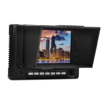 MustHD M501H LCD HDMI On-camera 5inch Field Monitor
