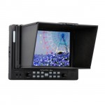MustHD M700H LCD HDMI On-camera Field Monitor