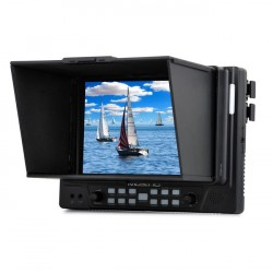 MustHD M702H Professional Grade 7 Inch HD HDMI