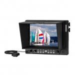 MustHD M702S Professional Grade 7 Inch 3G-SDI Field Monitor