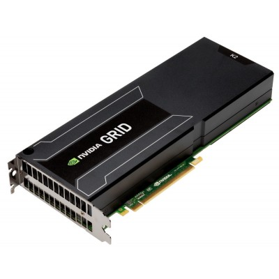NVIDIA Grid K520 Kepler 8GB GPU Passive 900-12055-0010-000