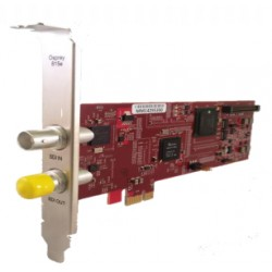Osprey 815e Single Input SDI-DVB-ASI with SimulStream 95-00486