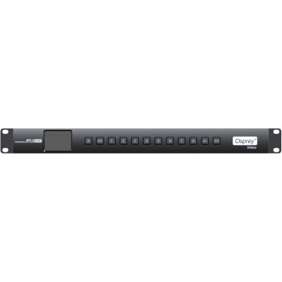 Osprey MSS-8 8x8 3G-SDI 97-31084 Matrix Switcher
