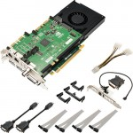 PNY NVIDIA Quadro K4200 VCQK4200SYNC-2K42KIT Video Wall Kit