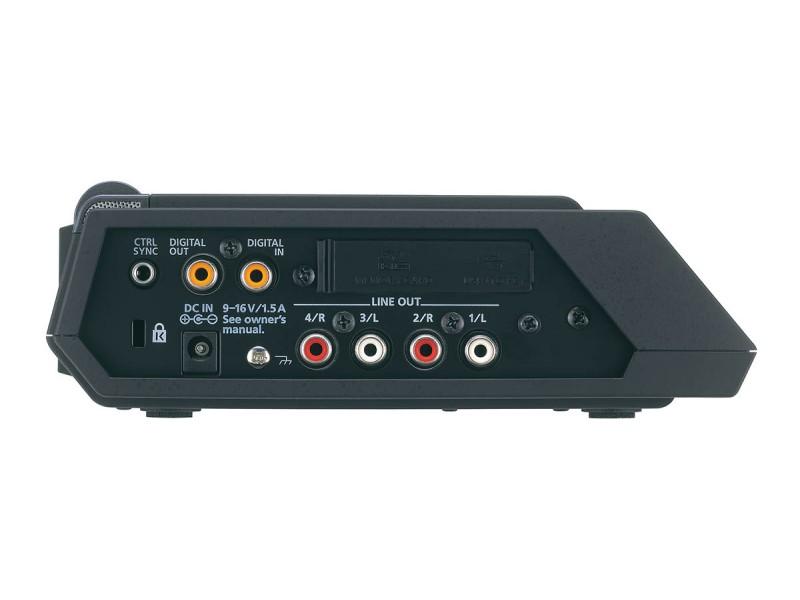 roland r 44e compact four channel portable recorder r 44e. Black Bedroom Furniture Sets. Home Design Ideas