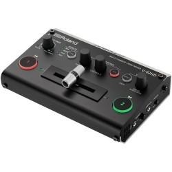 Roland V-02HD Video Mixer Bundle