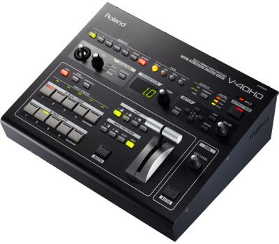 Roland V-40HD Multi-Format Live Video Switcher