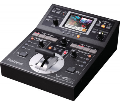Roland V-4EX 4 Channel Video Mixer