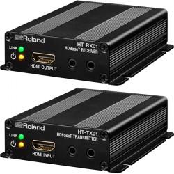Roland HT-RXTX HDBaseT Receiver and Transmitter
