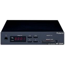 Roland Audio Recorder AR-200R 1/2 1U rack space digital audio recorder/player