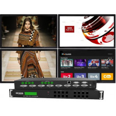 SEADA G44 DVI Video Wall Controller 4 in 4 out