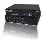 SEADA G4K-DVI-FL Fanless DVI Video Wall Controller