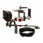 SHAPE Blackmagic Cinema Camera Shoulder Mount Offset Bundle BMBUNDLE