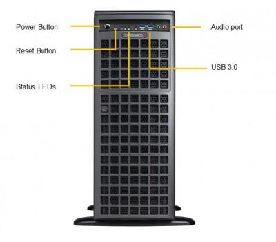 Schrodinger MD FEP+ High-End Dual Tesla P40 Workstation