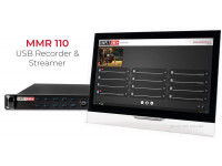 SimplyLive MMR-110 Ultimate Multi-Purpose Digital Recorder