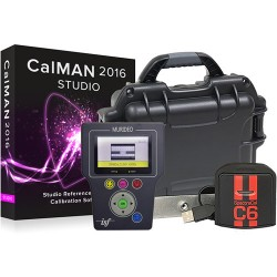 SpectraCal CalMAN Studio 4K Bundle C6-HDR Murideo SIX-G Generator SC-ASMSTC6H6G-A