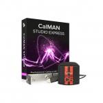 SpectraCal CalMAN Studio Express Bundle C6-HDR Colorimeter ASMSEC6H-A
