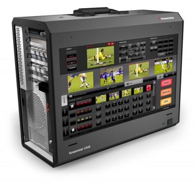 Streamstar CASE 510 Multi-Camera Streaming Production Studio