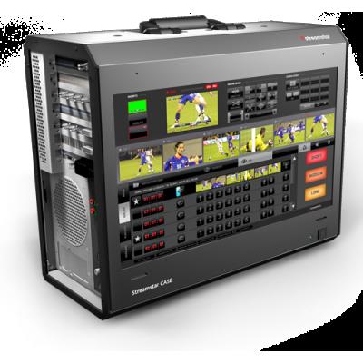 Streamstar CASE 710 6 Camera Streaming Production Studio