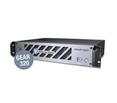 Telestream Wirecast Gear 320 WCG2-320 Live Video System