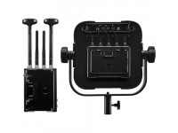 Teradek Bolt 4K MAX 12G-SDI/HDMI Wireless Deluxe Kit 10-2120-G Gold-Mount