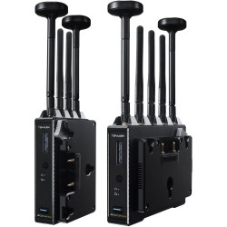 Teradek Bolt 4K MAX Wireless TX/RX Set Gold-Mount 10-2119-G